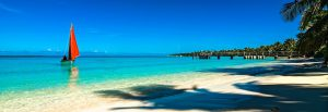 Sailing In - Direction Island  _KPW8505